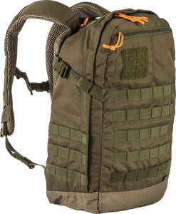 5.11 Tactical Rapid Origin Outdoor Survival Hiking & Camping OD Green Back Pack 56355188