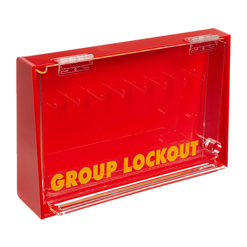 Brady Acrylic Wall Lock Box Range