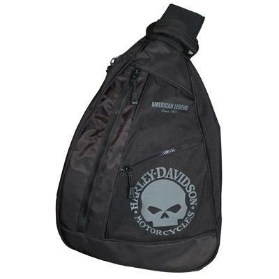 Skull Sling Backpack
