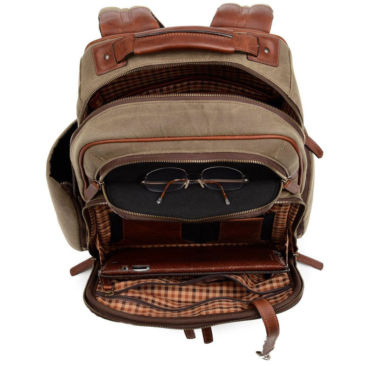 Korchmar Expedition Collection Mason Backpack