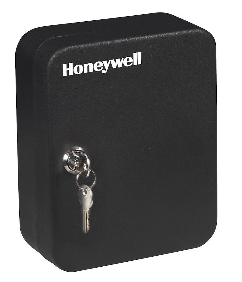 Honeywell 6105 24 Key Steel Security Cabinet with Key Lock