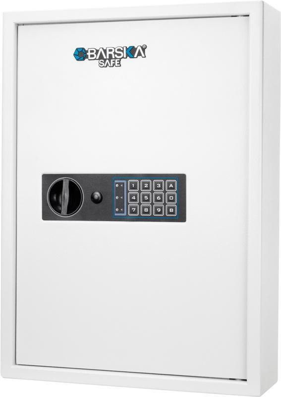 Barska AX13262 100 Key Cabinet Digital Wall Safe
