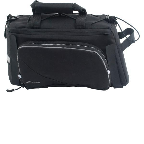 Madison Rack top bag with fold out pannier pockets