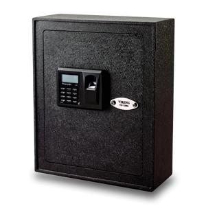 Viking VS-12BL Biometric Wall Mounted Safe