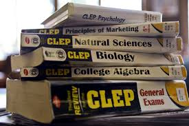 CLEP courses