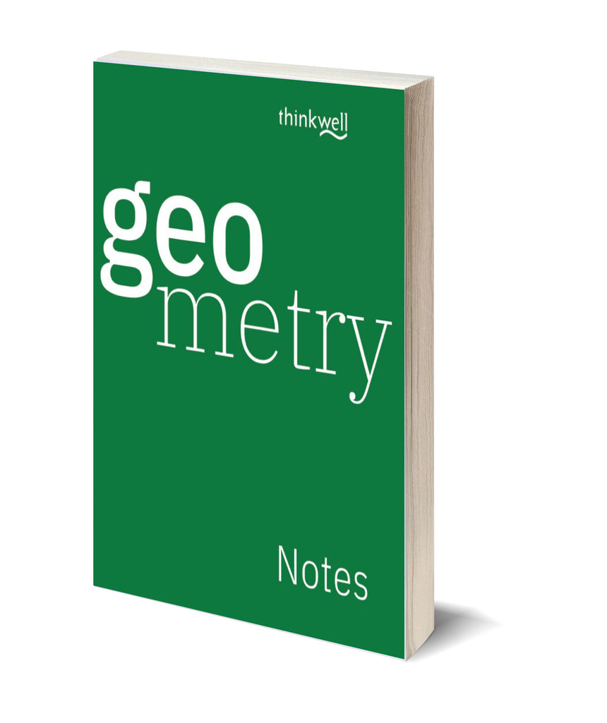 Geometry, Printed Notes