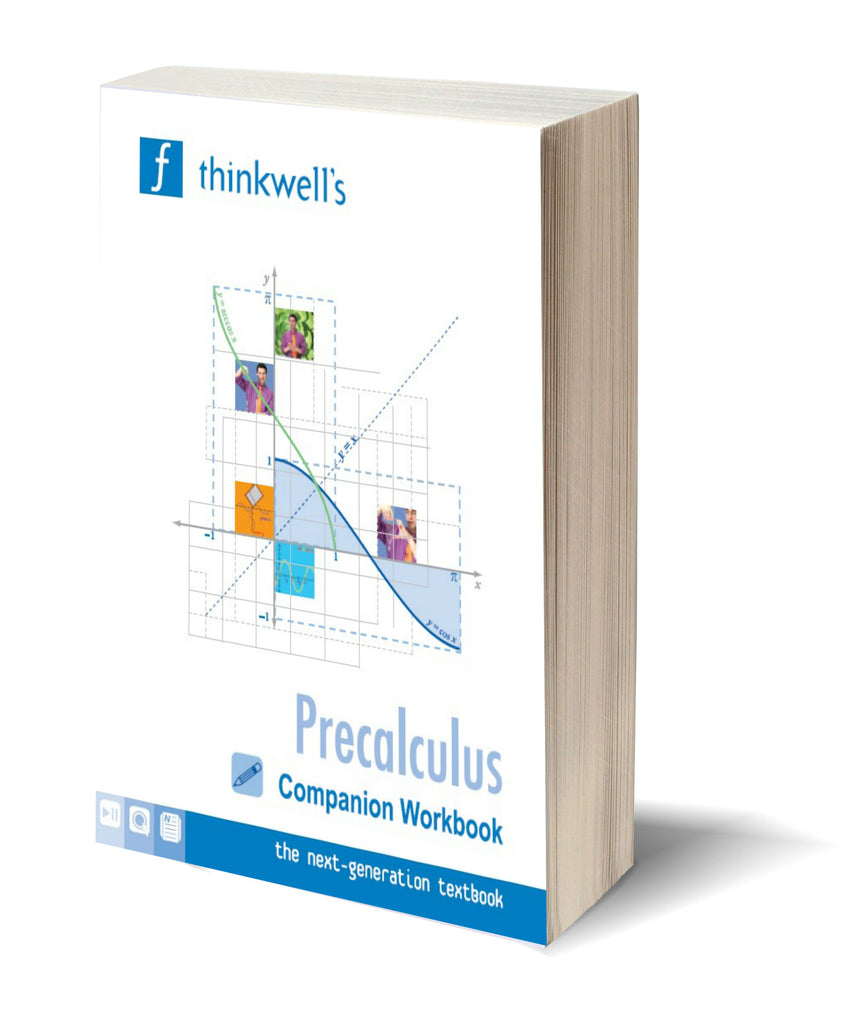 Precalculus Workbook