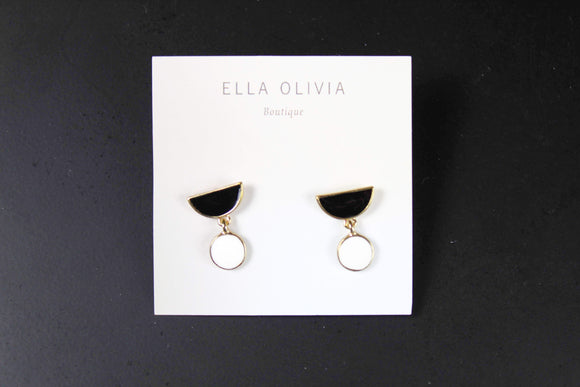 Opposites Attract Earrings