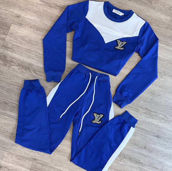 Louisa Royal Set