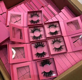 Lashes & Custom Packaging Vendor