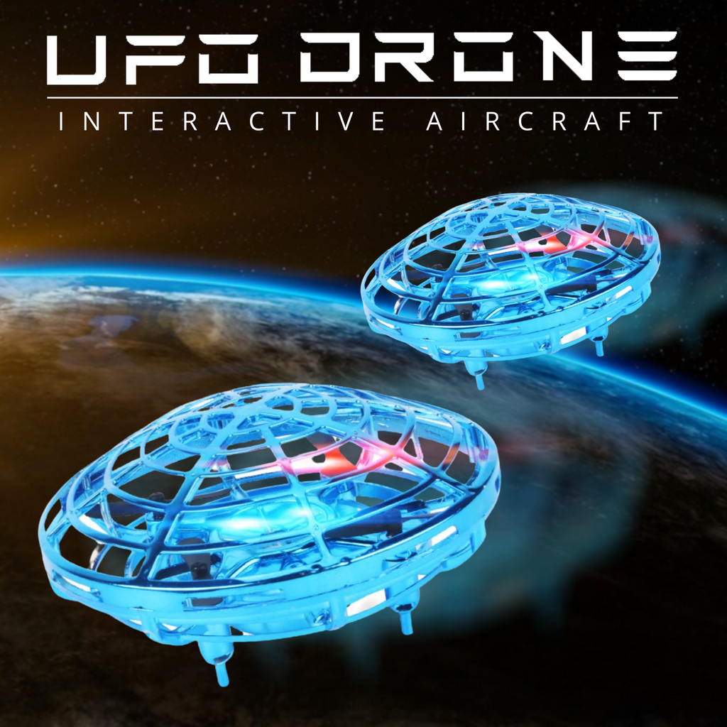 Super ufo flying toy 2 BUNDLE