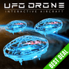 Super ufo flying toy 3 BUNDLE