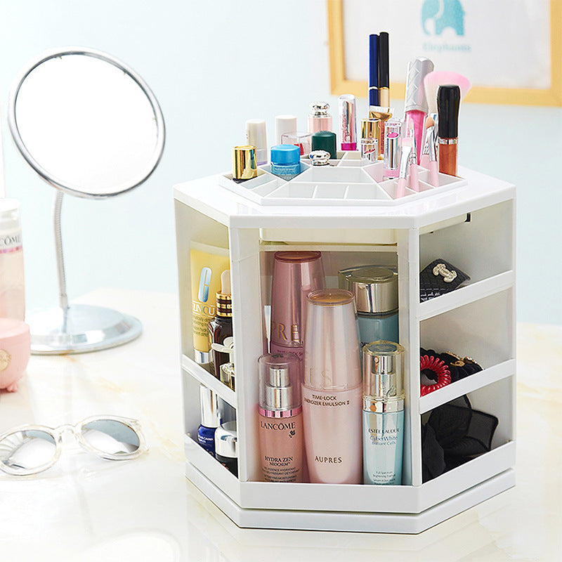 NEW  360 Degree Rotating Storage Cosmetic Organizer