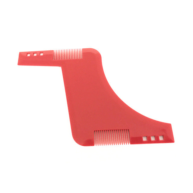 NEW Double-Sided Beard Comb Template