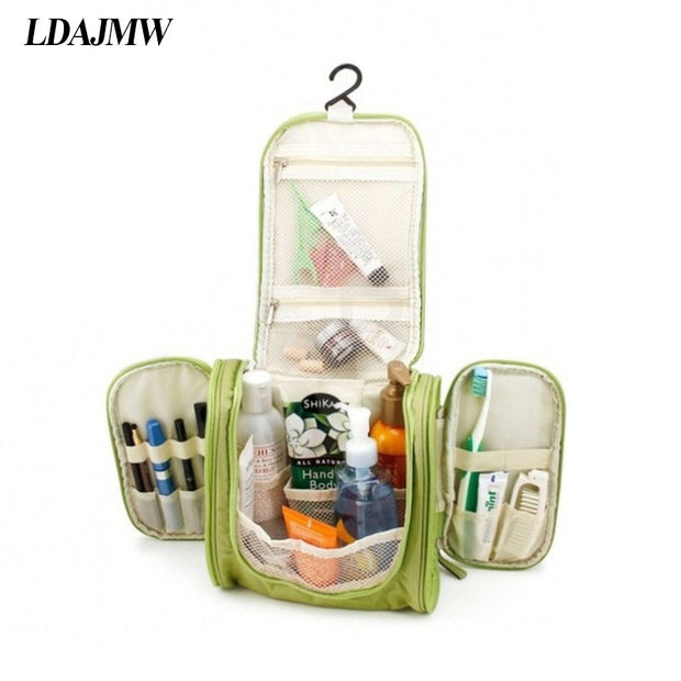 NEW! Multifunctional Travel Toiletry, Cosmetics Organizer