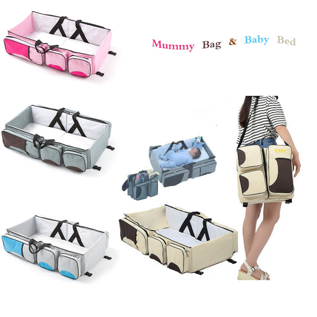 New!  3 in 1 Universal Portable Baby Backpack