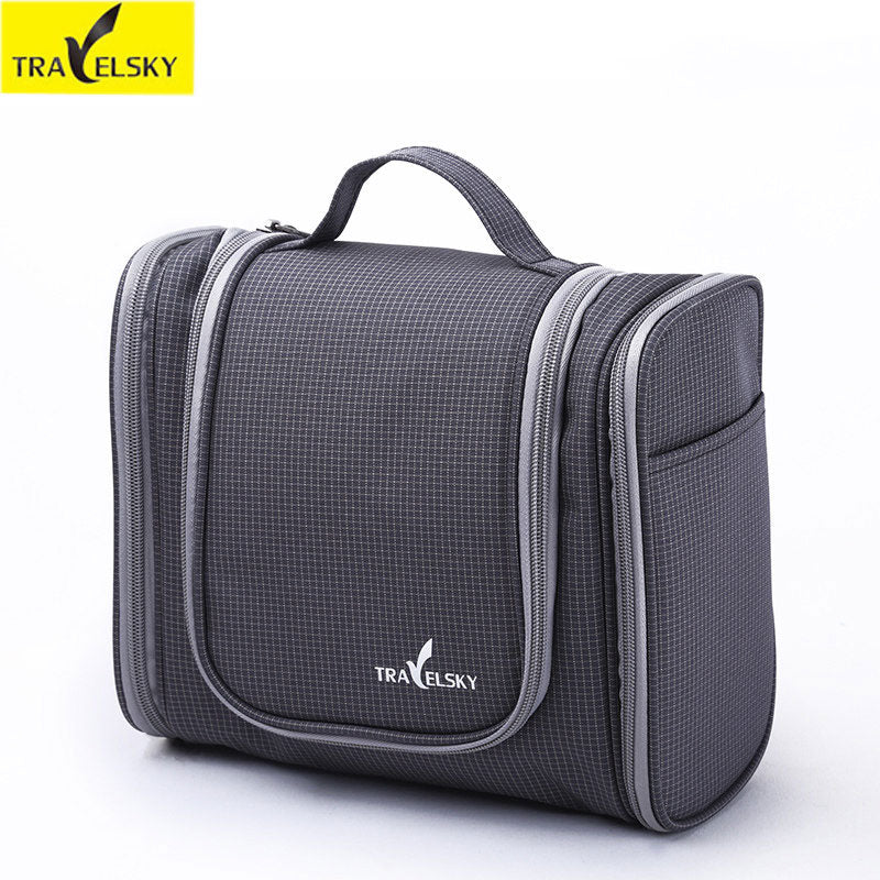 Portable Travel Large Capacity Toiletry Organizer