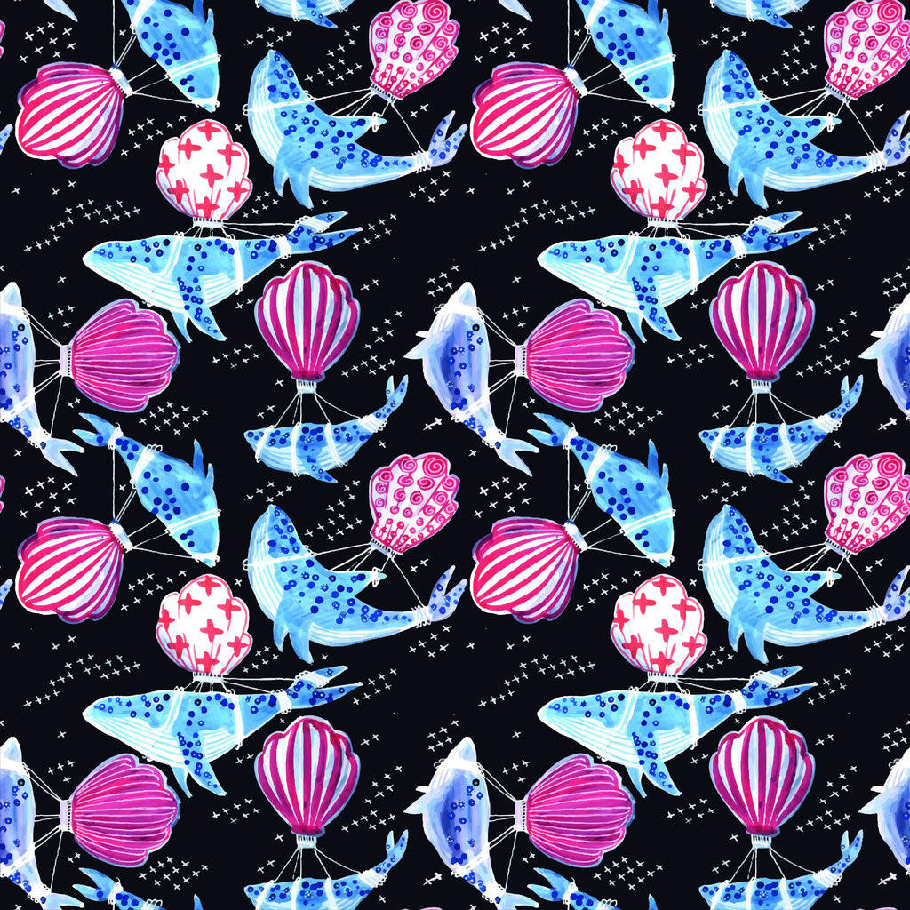 Deep Sea Dreaming Nursing Pads Nappies Designer Bums