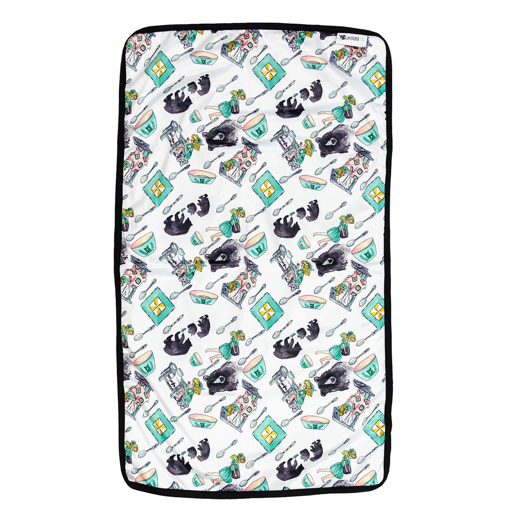 Goldilocks Change Mat Nappies Designer Bums