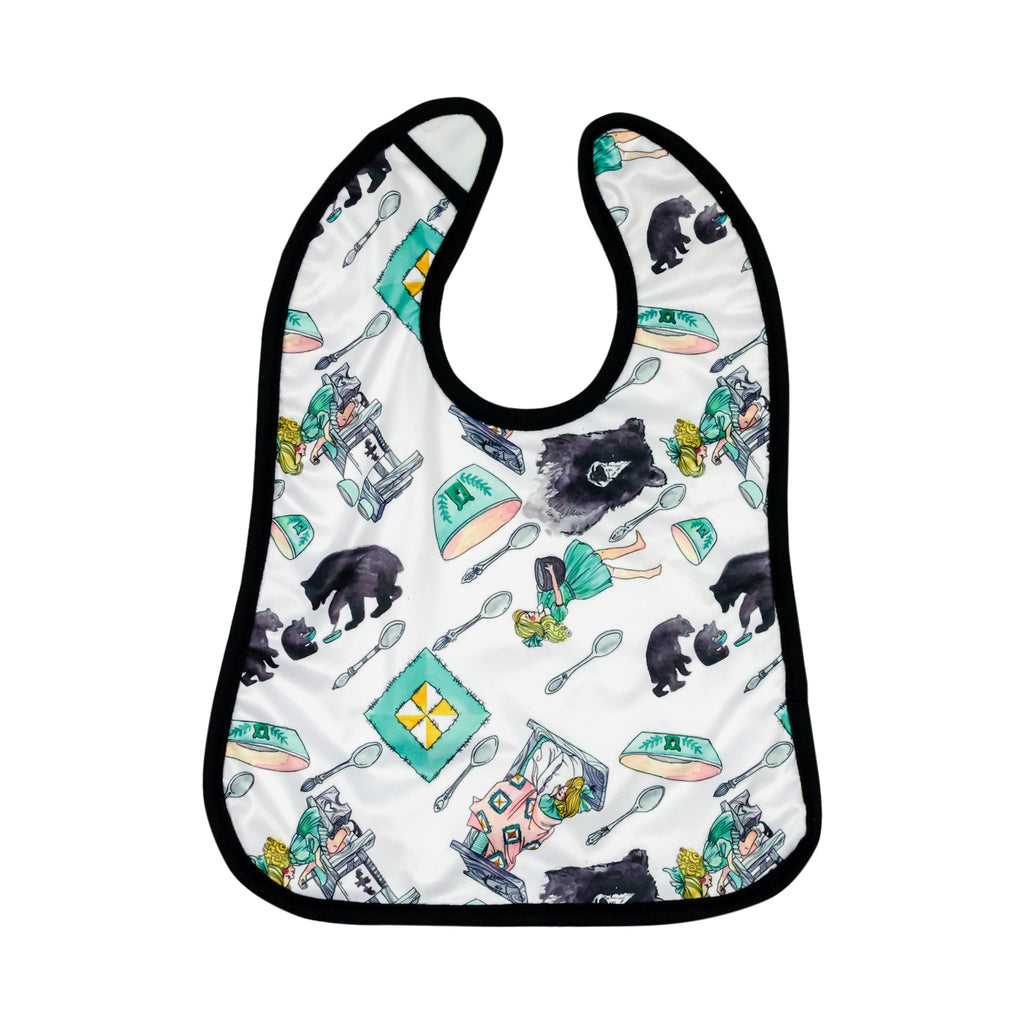 Goldilocks Bib Nappies Designer Bums