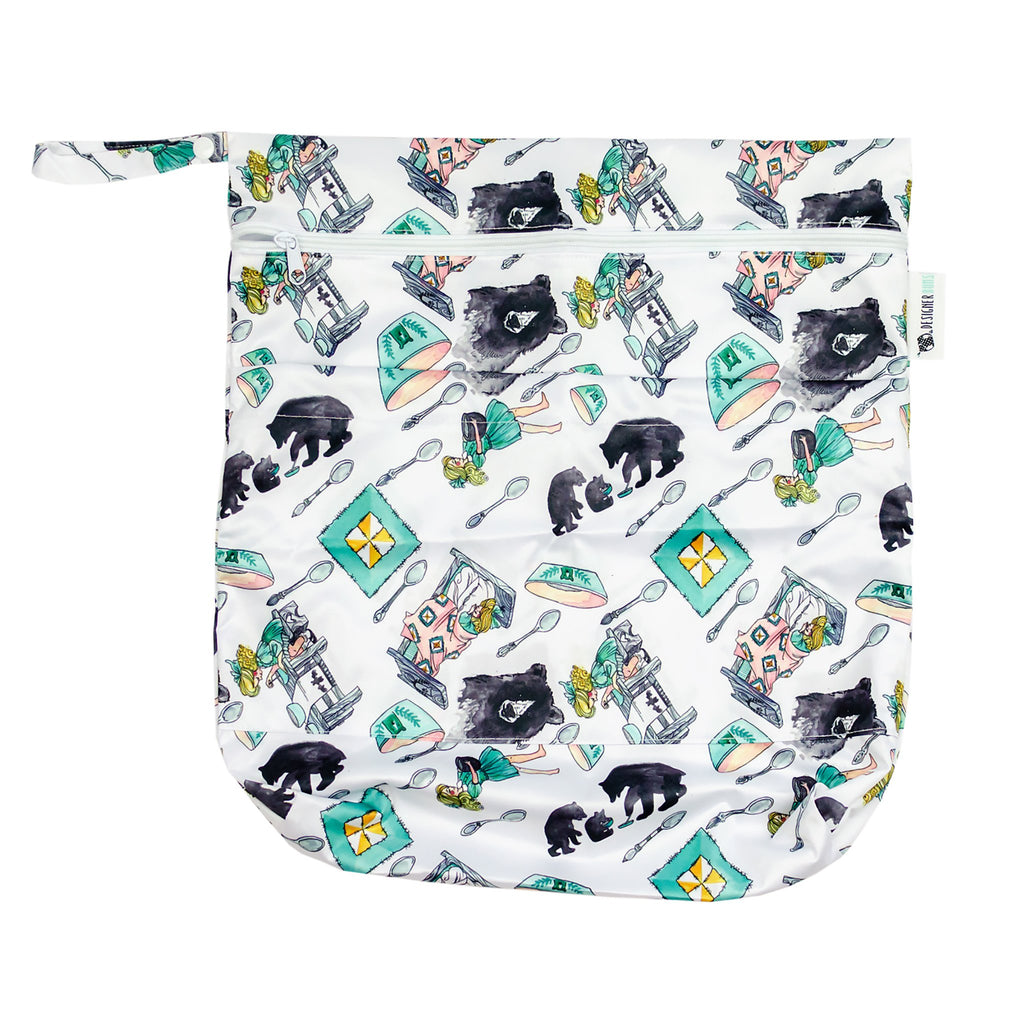 Goldilocks Wet Bag Nappies Designer Bums