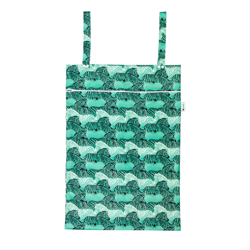 Minty Zeal XL Wet Bag Nappies Designer Bums