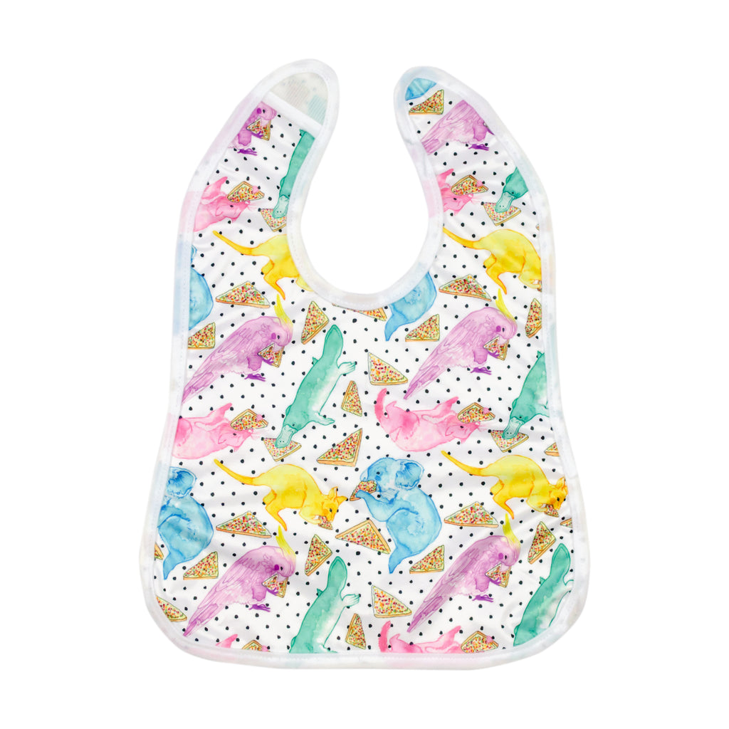 Party Animals Bib