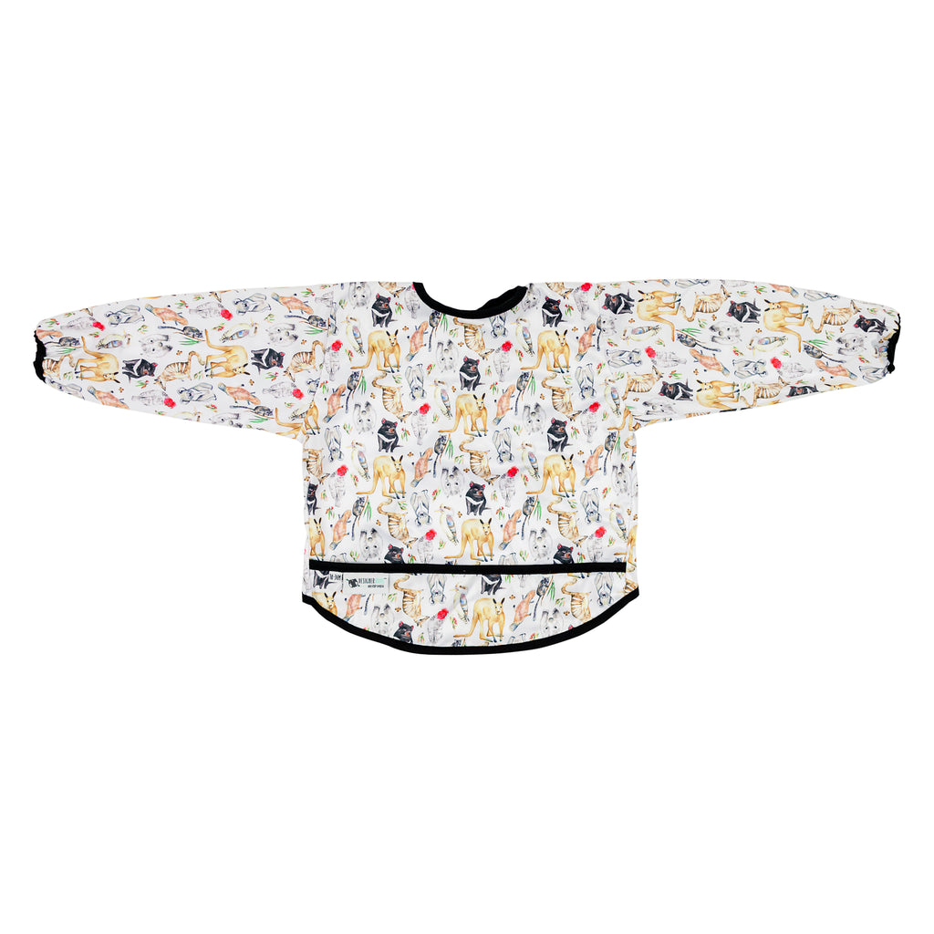 State Fauna Smock 6-18m Nappies Designer Bums