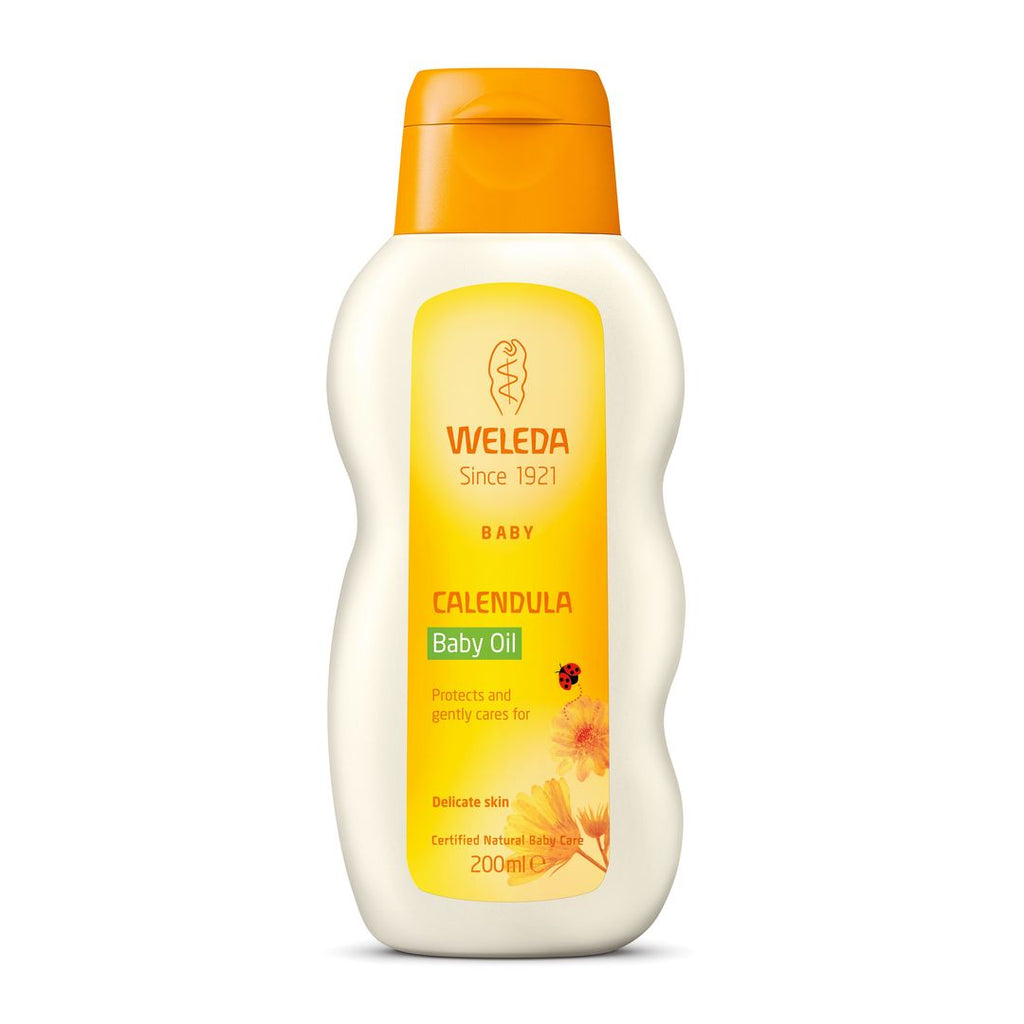 Calendula Baby Oil -200ml