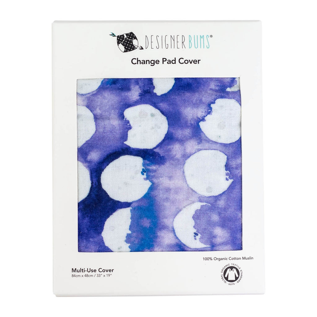 Amethyst Moon Change Pad Cover