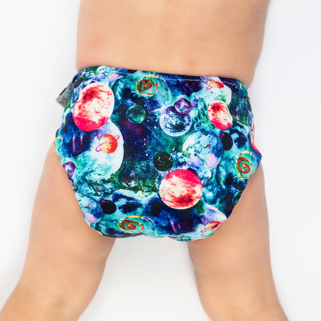 Back In The Atmosphere Nappies Designer Bums