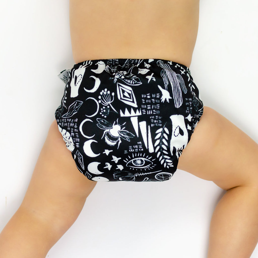 Black Alchemy Cloth Nappy