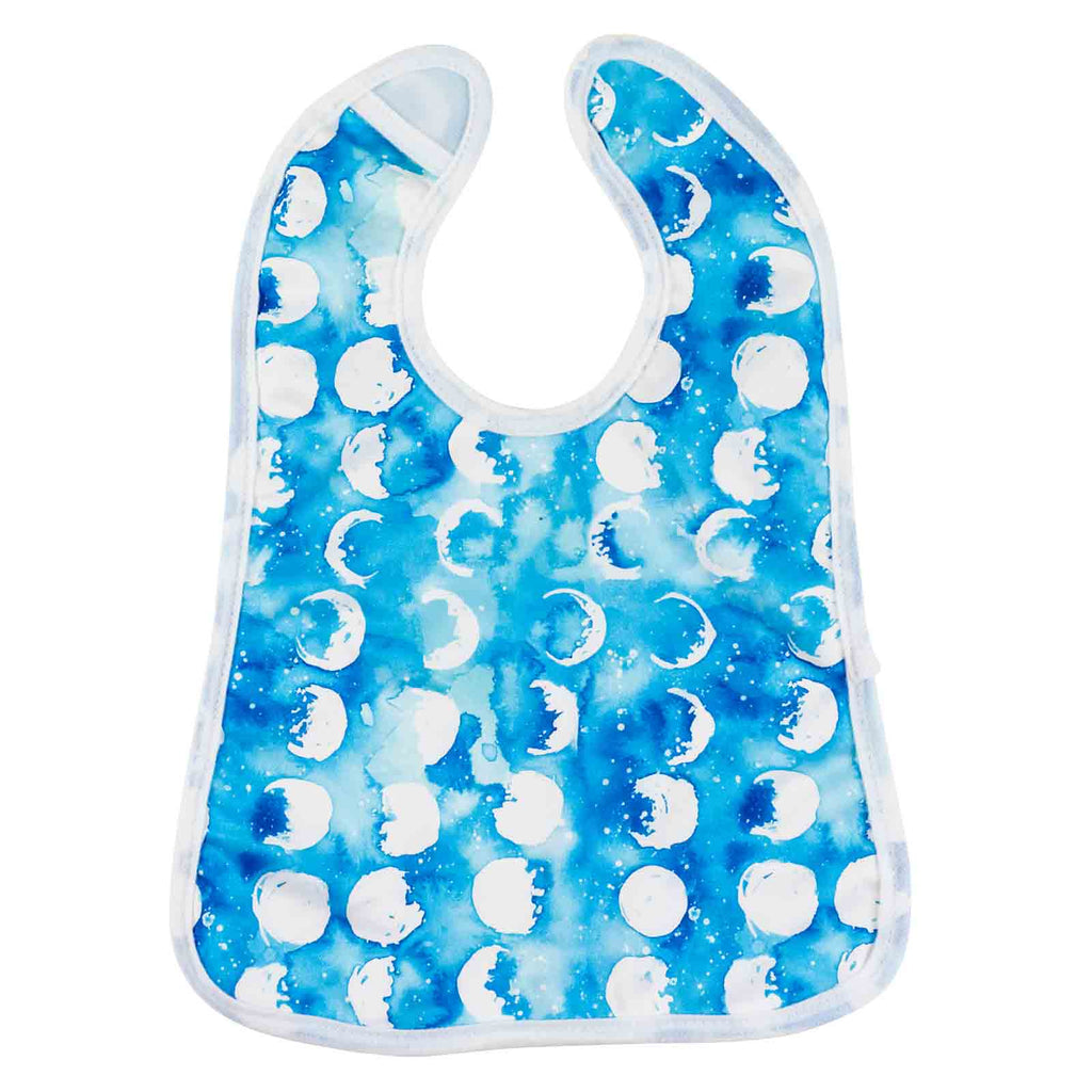 Blue Moon Bib