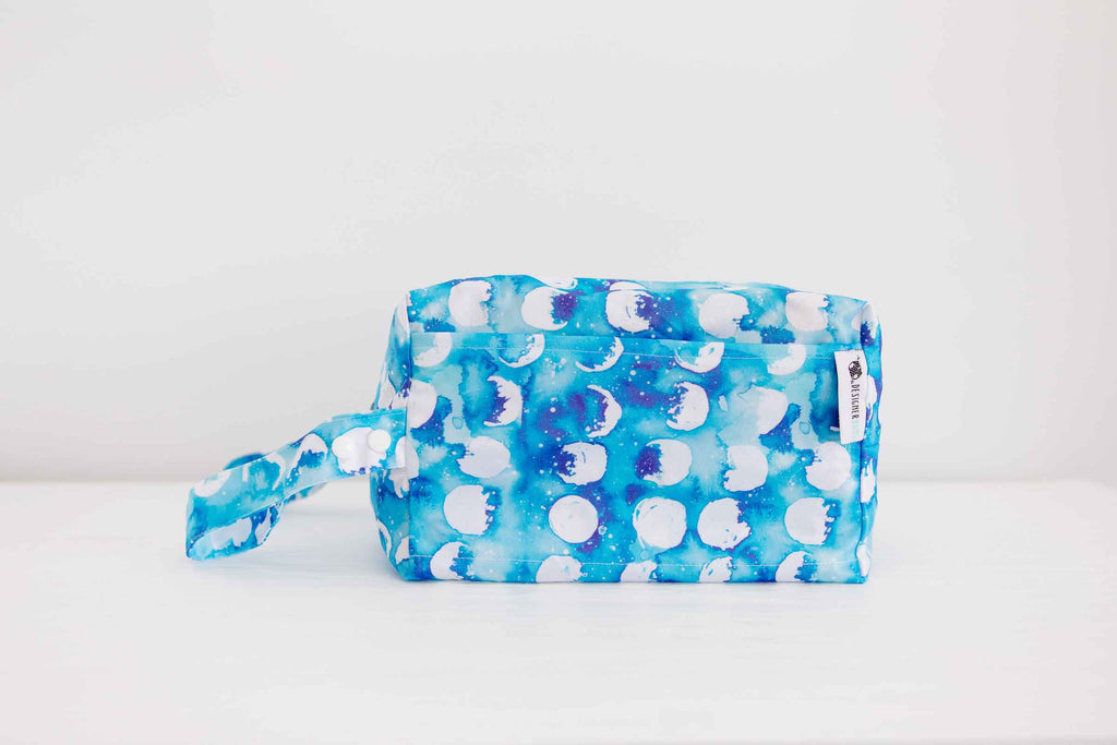 Blue Moon Travel Wet Bag