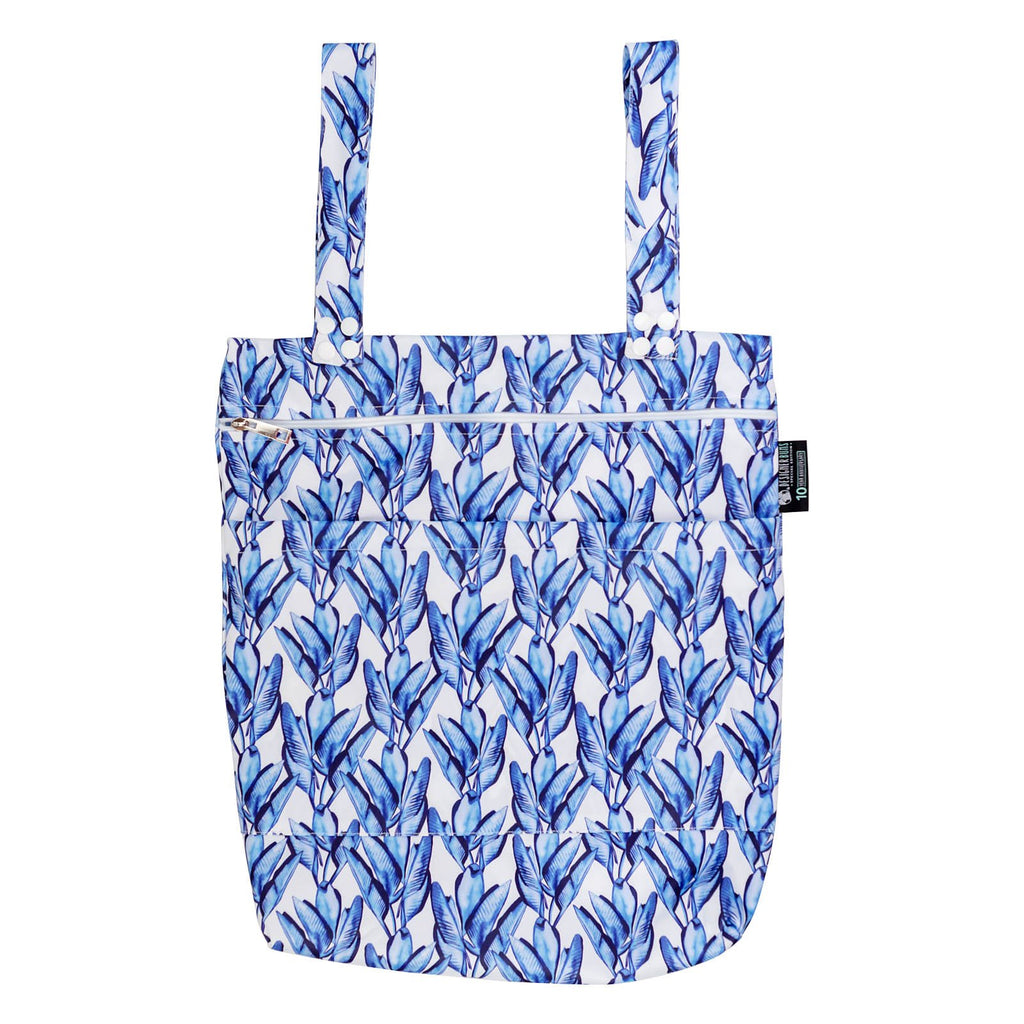 Blue Tropics Wet Bag