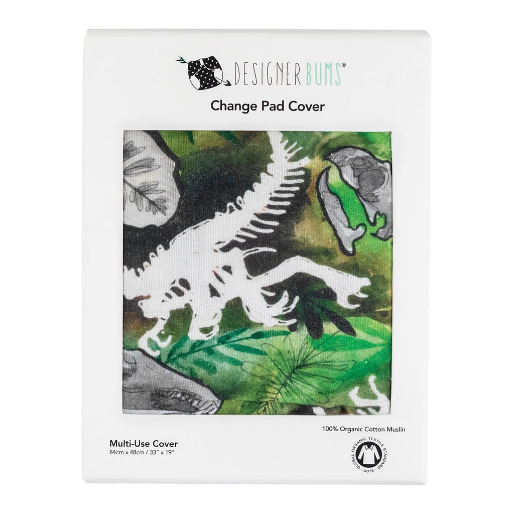 Dino Safari Change Pad Cover