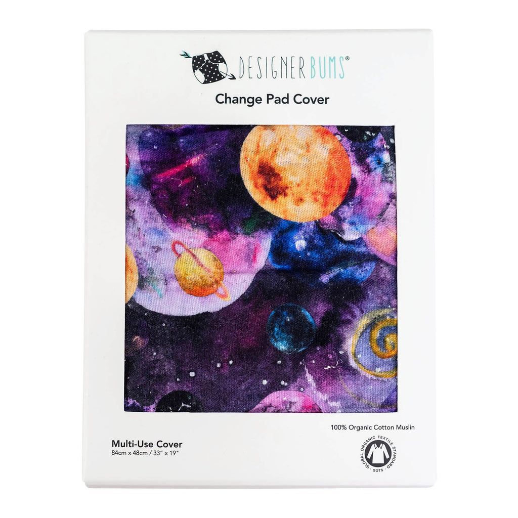 Drops Of Jupiter Change Pad Cover