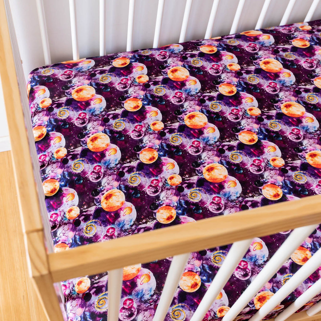 Drops Of Jupiter Cot Sheets