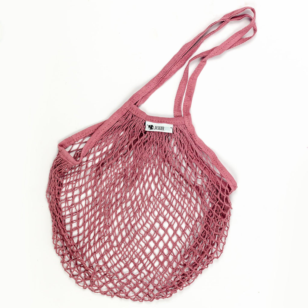 Dusty Rose Market Bag