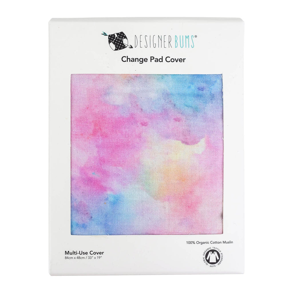 Fairy Floss Change Pad Cover