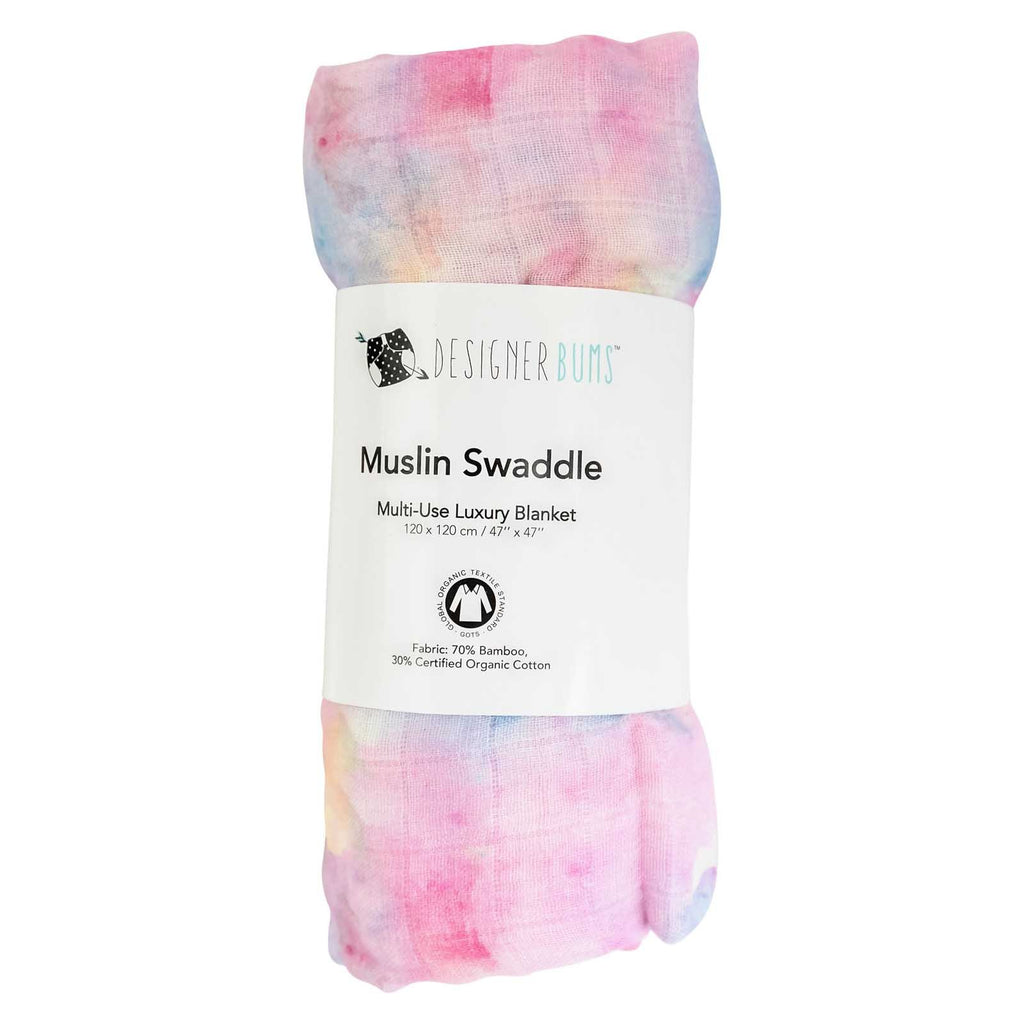 Fairy Floss Swaddle