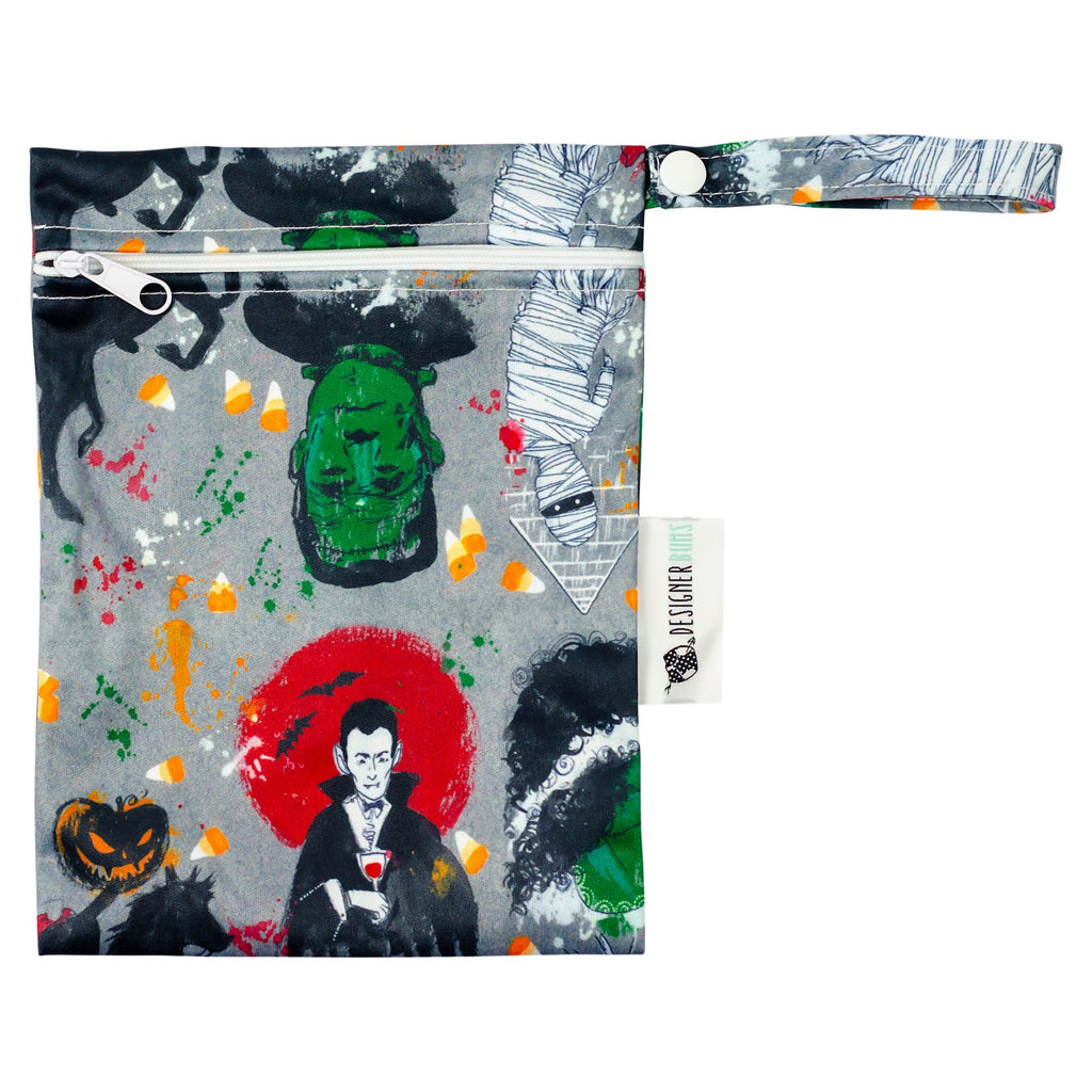 Fright Night Mini Wet Bag