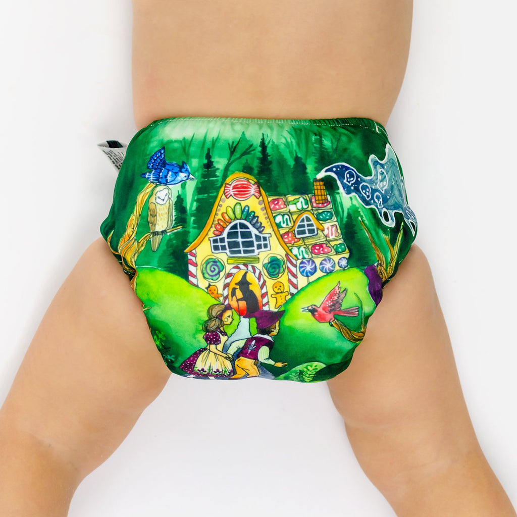 Hansel and Gretel Cloth Nappy