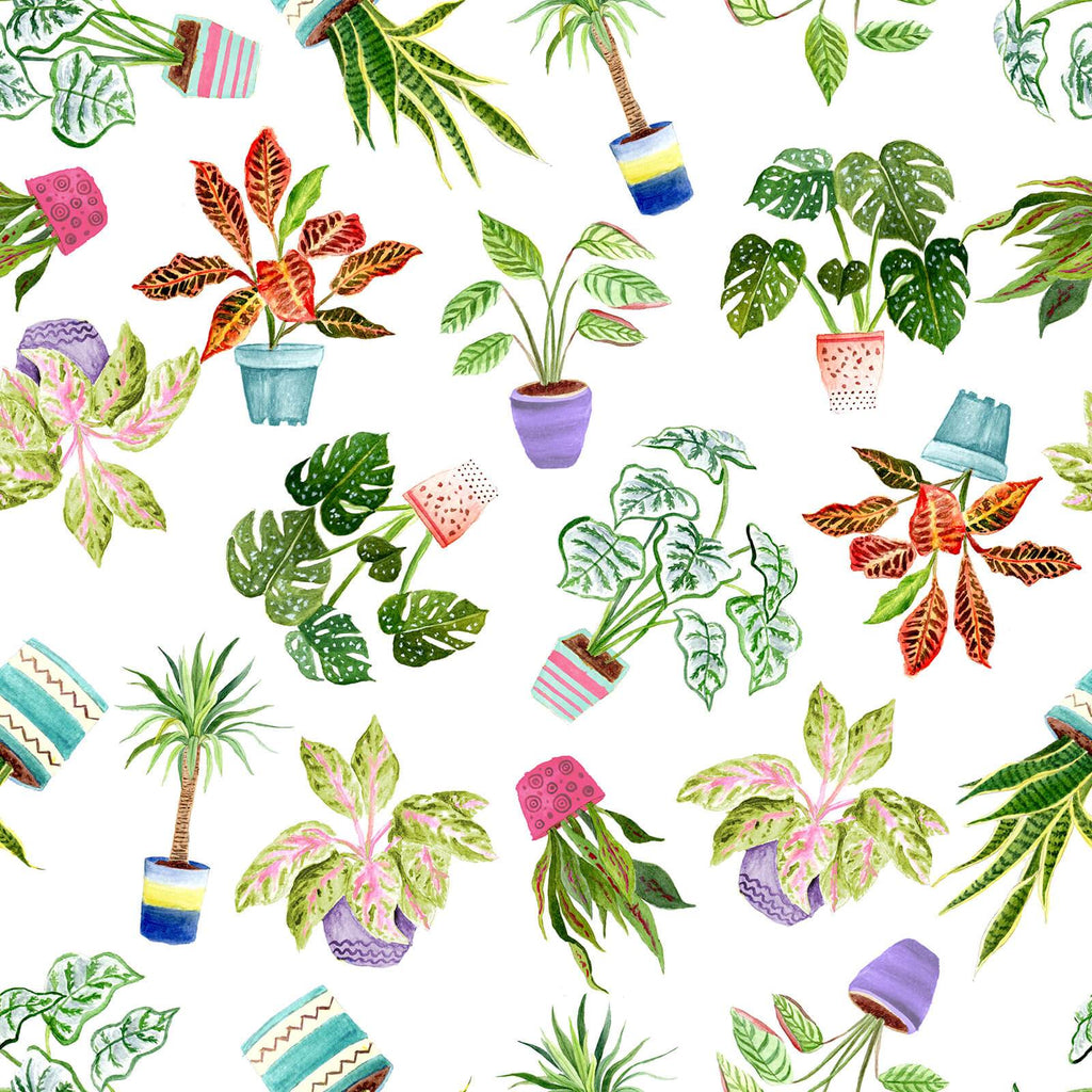 House Plants Nursing Pads