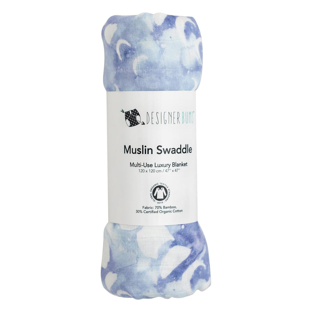 Ice Moon Swaddle