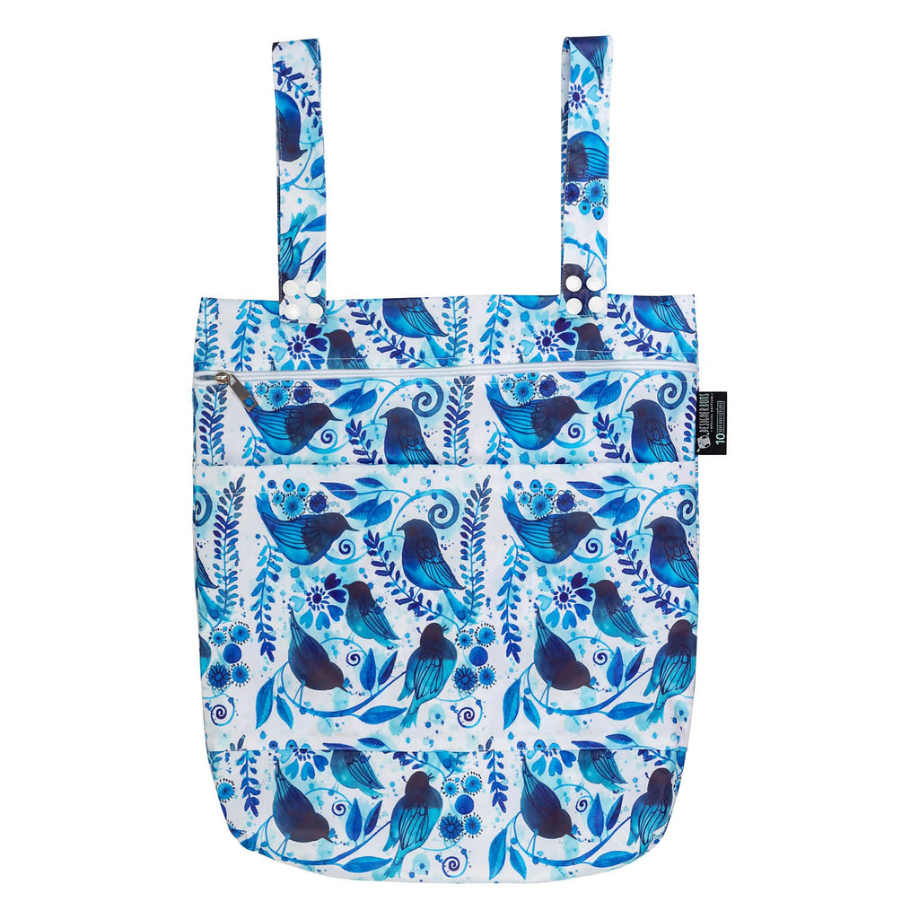 Indigo Song Wet Bag