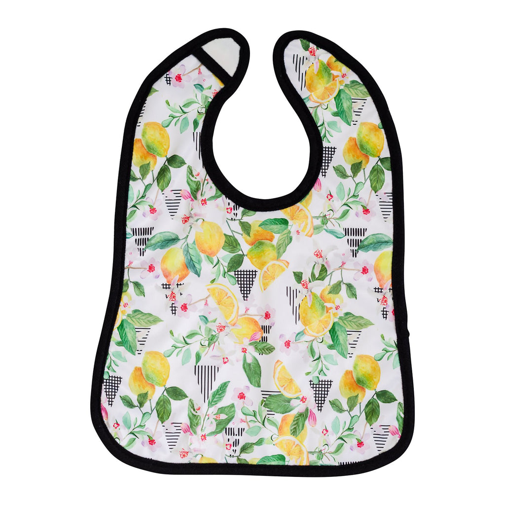Lemon Drop Bib