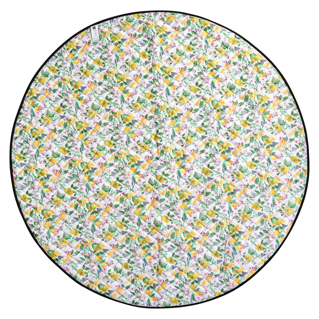 Lemon Drop Play Mat