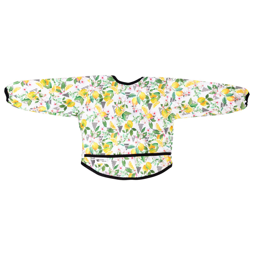 Lemon Drop Smock 6-18m