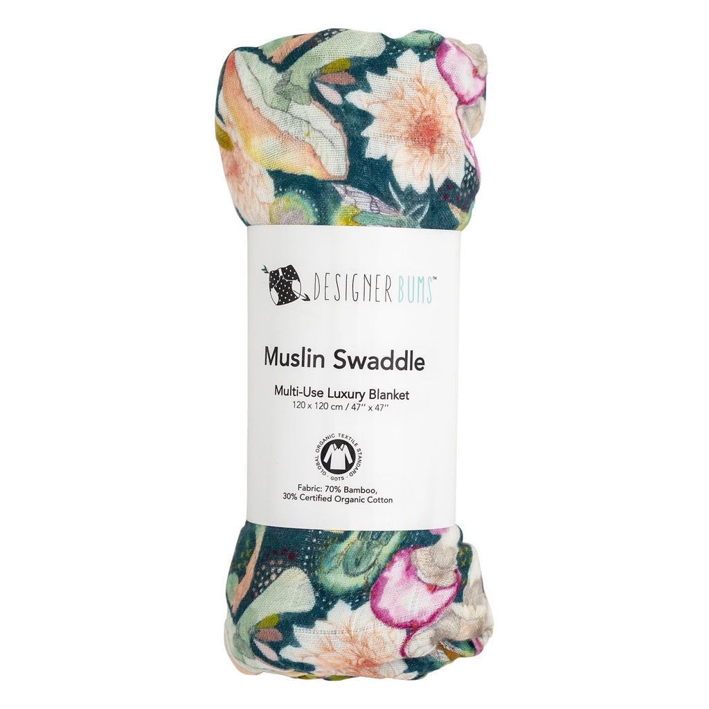 Magic Forest Swaddle